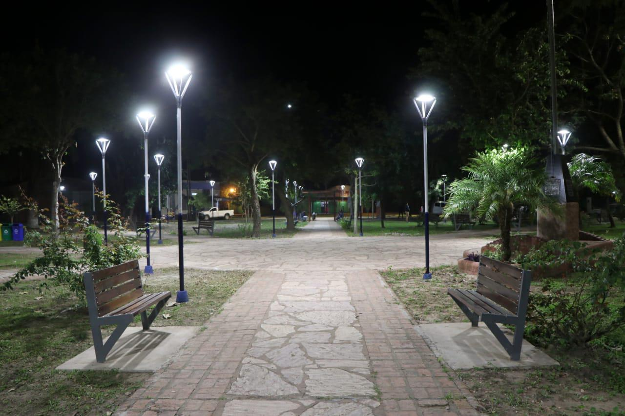 Plaza Colonias Unidas